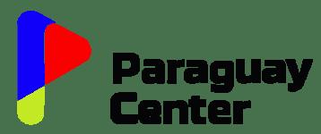 Logotipo para móvil de Paraguay Center